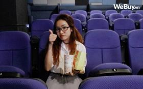 Trải nghiệm rạp phim giá rẻ đầu tiên ở Hà Nội: cộng cả tiền vé với bỏng nước chỉ vừa đúng 100 nghìn đồng