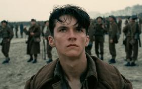 """Bom tấn chiến tranh """"Dunkirk"""" dẫn đầu phòng vé cuối tuần"""