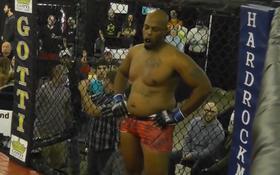 Võ sĩ MMA đột tử ngay khi vừa trở lại sàn đấu