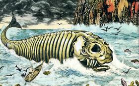 """""""Ma cá voi"""" Bake-Kujira - huyền thoại của Nhật Bản hay lời nguyền có thật?"""