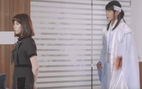 """Tập 2 """"Thiên Ý"""": Hari Won lạnh nhạt đuổi mắng người yêu hot boy, BB Trần giữ lại lo lắng đủ điều"""