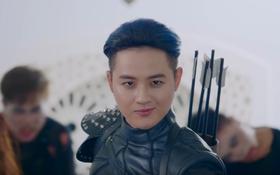 Thanh Duy làm MV như phim hành động giả tưởng, hoá thân thành siêu anh hùng chiến đấu với zombie
