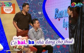 BMHH: Anh chàng có 3 căn nhà ở Sài Gòn cưa đổ cô nàng kém mình 11 tuổi
