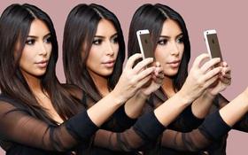 """Kim Kardashian lúc nào selfie cũng xinh lung linh, tất cả là nhờ app chỉnh ảnh """"ruột"""" này"""