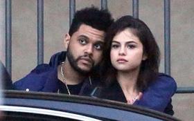 Selena Gomez nắm tay, ôm ấp The Weeknd không rời ở Ý