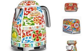 Bộ đồ làm bếp của Dolce & Gabbana khiến các bà nội trợ sành điệu điên đảo