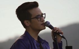 """Bản hit một thời """"Người tình mùa đông"""" trở nên ấm áp, tình cảm lạ thường qua giọng hát Hà Anh Tuấn!"""