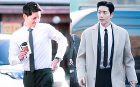 Đến Dispatch cũng không thể chọn nổi Song Joong Ki hay Park Hae Jin điển trai hơn