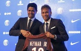 """PSG đã """"xỏ mũi"""" UEFA thế nào trong vụ Neymar?"""