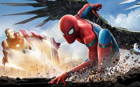 """""""Spider-Man: Homecoming"""" được phòng vé nội địa lẫn quốc tế """"cưng chiều"""""""