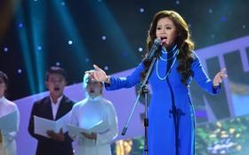 Việt Hương không thể nhịn cười khi thấy Lê Giang căng thẳng hát Opera