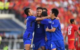Ghi bàn phút 94, U22 Thái Lan vào chung kết SEA Games 29