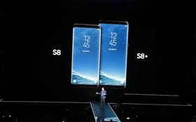 Galaxy S8/S8 Plus chính thức ra mắt với màn hình vô cực tuyệt đẹp, giá từ 18,99 triệu đồng