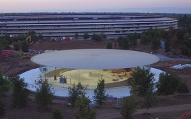 Chiêm ngưỡng hội trường Steve Jobs, nơi Apple sẽ ra mắt iPhone 8 vào ngày 12/9 tới