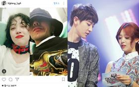 Ngoài Choiza, Sulli từng dính nghi án tình cảm với loạt mỹ nam đình đám xứ Hàn