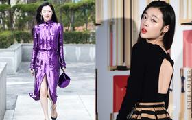 """Hậu chia tay Choiza, """"con ghẻ quốc dân"""" Sulli ngày càng sexy tại các sự kiện"""