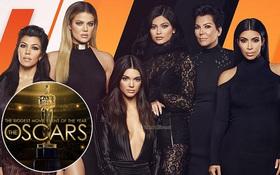 Cả gia đình Kardashian bị cấm bén mảng tới lễ trao giải Oscar?
