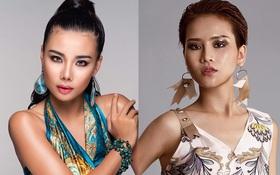 Chưa kịp ghi hình, 2 thí sinh Next Top đã khẩu chiến trên mạng xã hội!