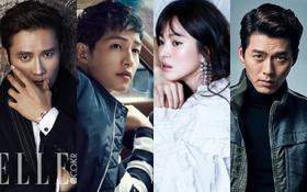 """Trước Song Joong Ki, Song Hye Kyo đã từng đóng phim là """"ẵm được người yêu""""!"""