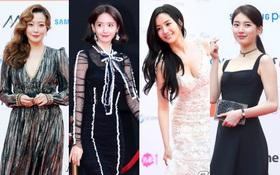 """Asia Artist Awards bê cả showbiz lên thảm đỏ: Yoona, Suzy """"lép"""" vế trước Park Min Young, hơn 100 sao Hàn lộng lẫy đổ bộ"""