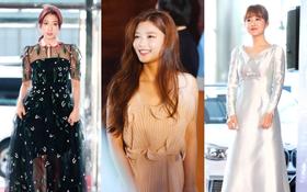 Thảm đỏ Baeksang Arts Awards: Kim Yoo Jung thoát tục, Park Shin Hye mặc cái gì thế này?