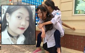 Nữ sinh Hà Nội cõng bạn đi thi, leo 5 tầng lầu: Thấu cảm xảy ra trong từng khoảnh khắc cuộc sống!