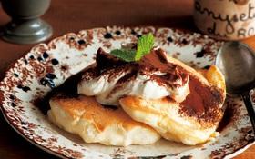 Thử ngay phiên bản tiramisu pancake sang chảnh nhưng rất dễ làm