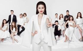 """HLV Đông Nhi sexy bên 11 """"chiến binh"""" đa màu sắc tại """"The Voice""""!"""