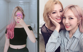 Gigi Hadid, Chan Yeol, Pony và loạt sao nổi tiếng đều nhuộm tóc hồng, còn bạn thì sao?