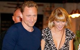 """Câu trả lời của Tom Hiddleston khi được hỏi: """"Có hối hận khi yêu Taylor Swift?"""""""