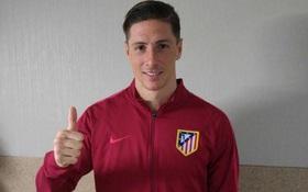 NÓNG: Những hình ảnh đầu tiên của Torres sau chấn thương