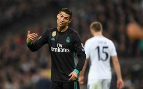 Ronaldo bóng gió hờn trách ban lãnh đạo sau thất bại của Real Madrid