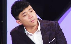 Trấn Thành rơi nước mắt trong show truyền hình đầu tiên lên sóng giữa scandal