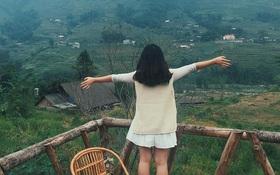 4 homestay đẹp lung linh ở Mộc Châu - Sapa để vi vu ngay cuối tuần này!
