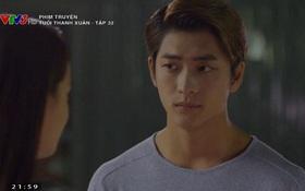 Junsu (Kang Tae Oh) nổi cơn ghen vì Linh (Nhã Phương) đứng nghe trai đánh đàn