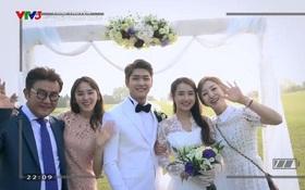 Junsu (Kang Tae Oh) và Linh (Nhã Phương) kết hôn trong hạnh phúc