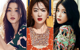 10 nàng thơ tuổi Dậu xứ Hàn: Toàn những nữ nhân vượt trội!