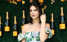 Xinh đẹp hút hồn như tiên nữ, Kendall Jenner gặp sự cố trang phục vẫn không hề phản cảm