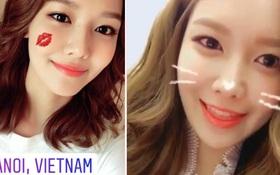 """Sooyoung (SNSD) quay video nói: """"Tôi yêu các bạn!"""" cực dễ thương"""