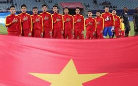 TRỰC TIẾP (Hiệp 1) U20 Việt Nam 0-2 U20 Pháp: Thua 2 bàn trong bốn phút