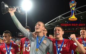 Lịch thi đấu chi tiết giải bóng đá U20 World Cup 2017