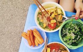 """5 món bún siêu ngon của Hà Nội mà theo CNN là """"quyến rũ như một điệu Jazz""""!"""