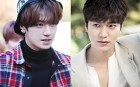 Xuất hiện trai đẹp cực giống Lee Min Ho tại show cứu vớt Idol!