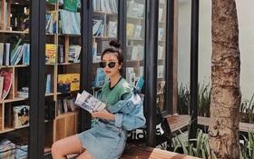 """Có gì ở phố sách mới mở siêu đẹp đang khiến giới trẻ Hà Nội """"sốt xình xịch""""?"""