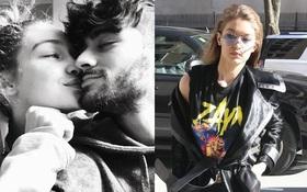 Yêu đã hơn 1 năm, Gigi Hadid vẫn luôn muốn cả thế giới biết mình thuộc về Zayn