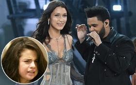 Selena khóc vì lo sợ The Weeknd ngoại tình khi ở gần bạn gái cũ