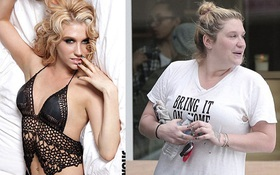 Kesha gợi cảm ngày nào giờ lại béo ú đến khó nhận ra