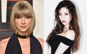 Taylor Swift không đẹp bằng Nana (After School) trong BXH nhan sắc 2017