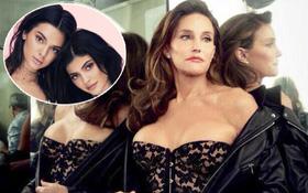 Kendall và Kylie Jenner xấu hổ ngăn người bố chuyển giới chụp hình khỏa thân
