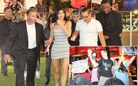 Đang tạo dáng, Kylie Jenner bị hội bảo vệ động vật la ó đuổi khỏi thảm đỏ